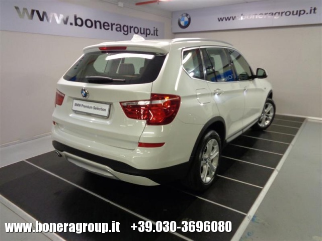BMW X3 xDrive20d xLine Immagine 4
