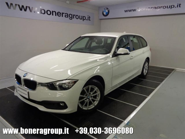 BMW 318 d Touring Business Advantage aut. Immagine 0