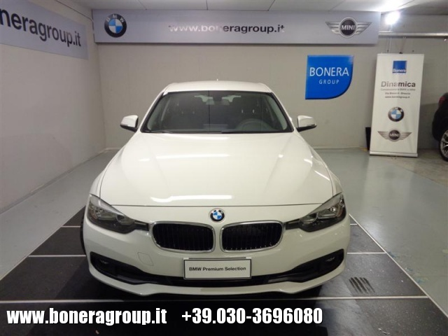 BMW 318 d Touring Business Advantage aut. Immagine 2