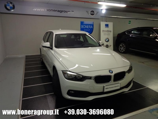BMW 318 d Touring Business Advantage aut. Immagine 3
