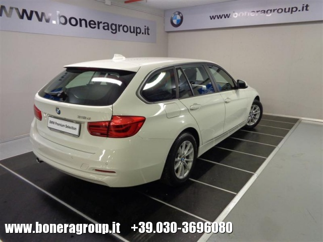 BMW 318 d Touring Business Advantage aut. Immagine 4