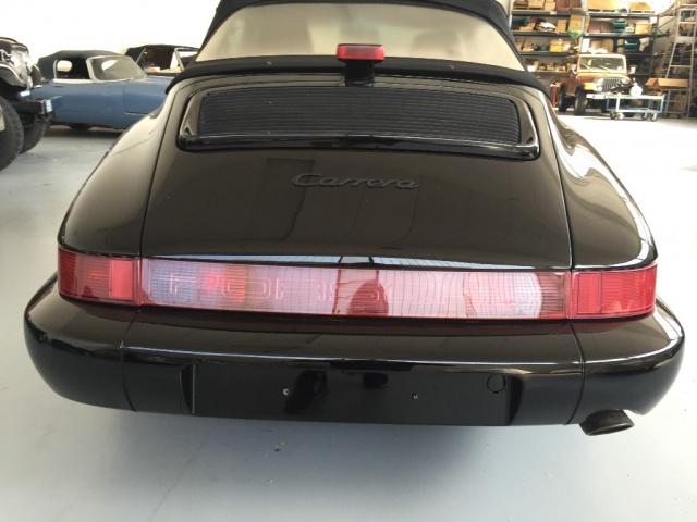 PORSCHE 911 Carrera 2 cat Tiptronic Cabriolet 964 Immagine 3