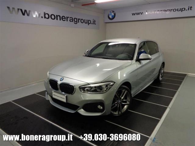 BMW 120 d xDrive 5p. Msport Immagine 0