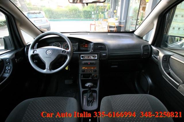 OPEL Zafira 2.0 16V DTI Elegance AUTOMATICA 7 POSTI BUONE COND Immagine 2
