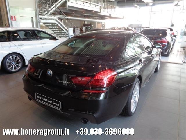 BMW 640 d xDrive G.Coupé Msport Immagine 1