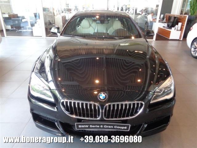 BMW 640 d xDrive G.Coupé Msport Immagine 4