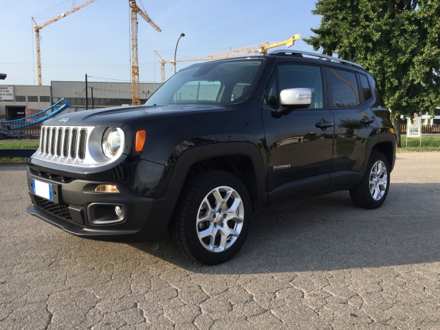 JEEP Renegade 2.0 Mjt 140CV 4WD Active Drive Low Limited Immagine 0