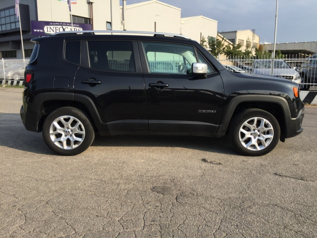 JEEP Renegade 2.0 Mjt 140CV 4WD Active Drive Low Limited Immagine 2