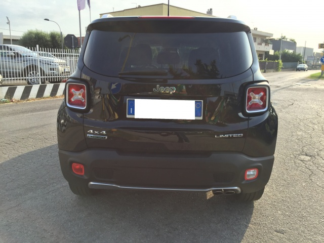 JEEP Renegade 2.0 Mjt 140CV 4WD Active Drive Low Limited Immagine 3