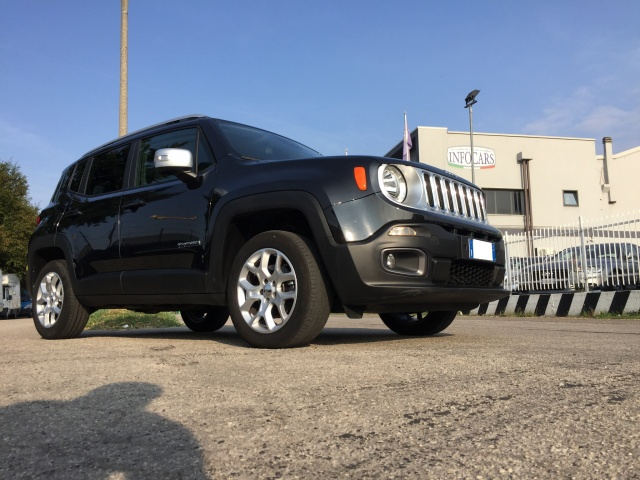 JEEP Renegade 2.0 Mjt 140CV 4WD Active Drive Low Limited Immagine 1