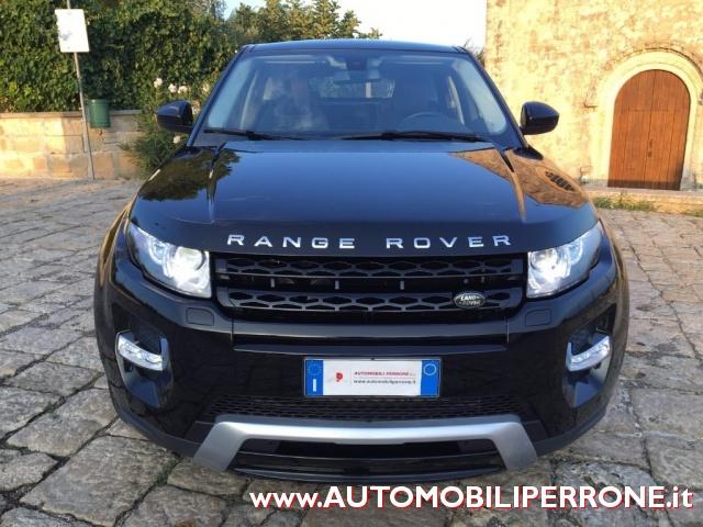 LAND ROVER Range Rover Evoque 2.2 TD4 Dynamic (Xeno-Navi-Pelle-9Marce) Immagine 3