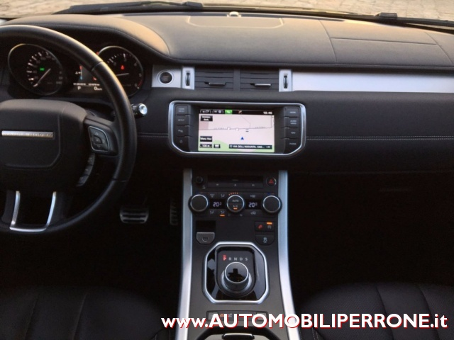 LAND ROVER Range Rover Evoque 2.2 TD4 Dynamic (Xeno-Navi-Pelle-9Marce) Immagine 2
