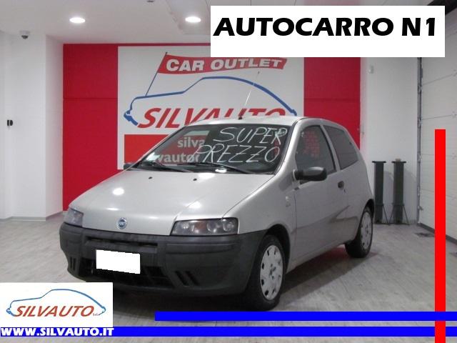 FIAT Punto VAN 1.9 DIESEL 60CV 3P Immagine 0
