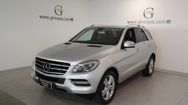 MERCEDES-BENZ ML 250 BlueTEC 4Matic Sport Immagine 0