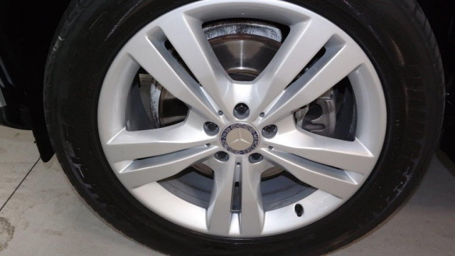 MERCEDES-BENZ ML 250 BlueTEC 4Matic Sport Immagine 3