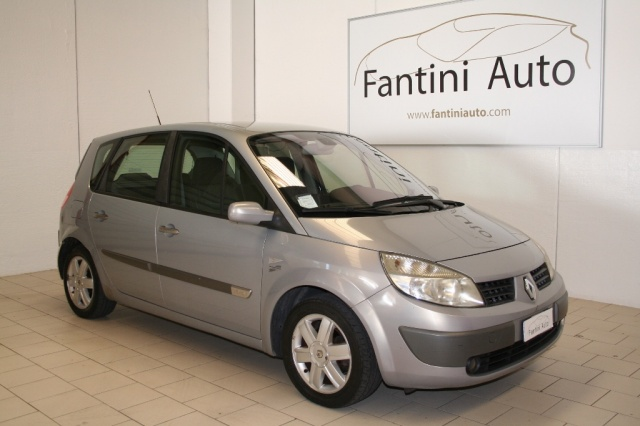 RENAULT Scenic 1.6 16V Luxe Dynamique GPL AUTOMATICA. Immagine 0