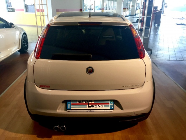 ABARTH Grande Punto SUPERSPORT - SABELT - SKY DOME 180CV Immagine 2