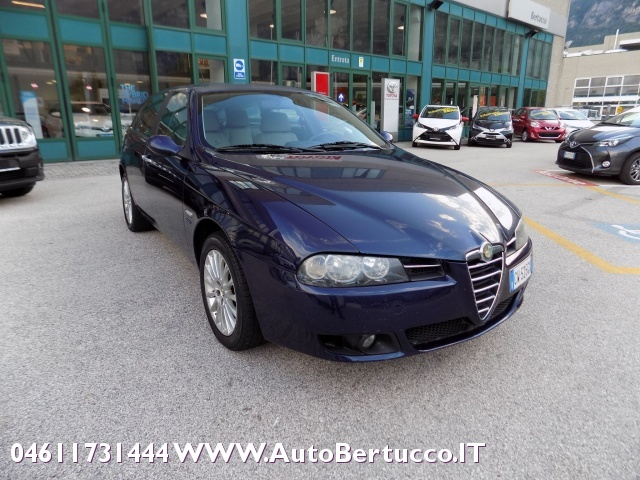 ALFA ROMEO 156 1.9 JTD Sportwagon Exclusive Immagine 1