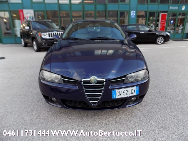 ALFA ROMEO 156 1.9 JTD Sportwagon Exclusive Immagine 2
