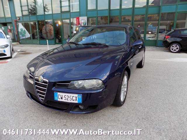 ALFA ROMEO 156 1.9 JTD Sportwagon Exclusive Immagine 0