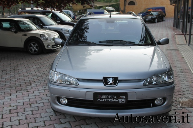 PEUGEOT 306 1.9 diesel Station Wagon Open Immagine 0