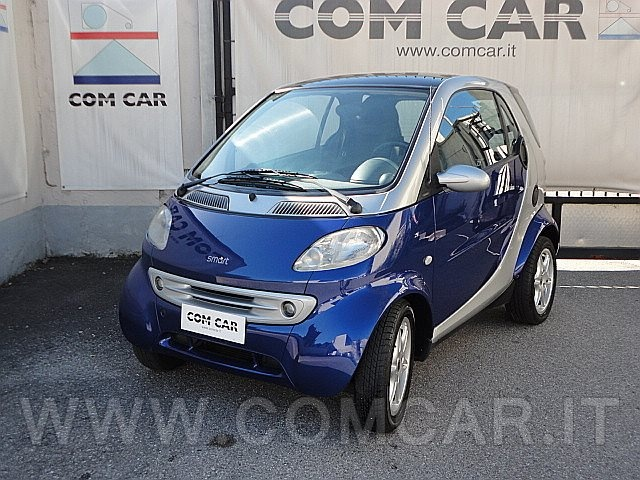 SMART ForTwo 600 smart & passion (40 kW) Immagine 1