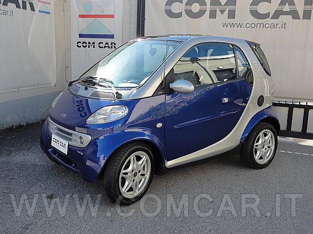 SMART ForTwo 600 smart & passion (40 kW) Immagine 2