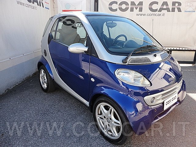 SMART ForTwo 600 smart & passion (40 kW) Immagine 4