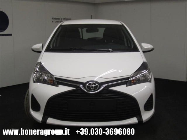 TOYOTA Yaris 1.0 5 porte Cool MY16 Immagine 1