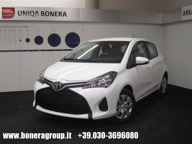 TOYOTA Yaris 1.0 5 porte Cool MY16 Immagine 0