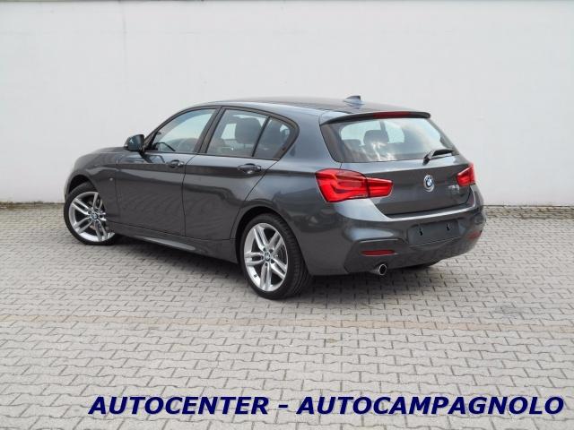 """BMW 118 d 5p. Msport *NAVI-LED-CERCHI DA 18""""* Immagine 3"""