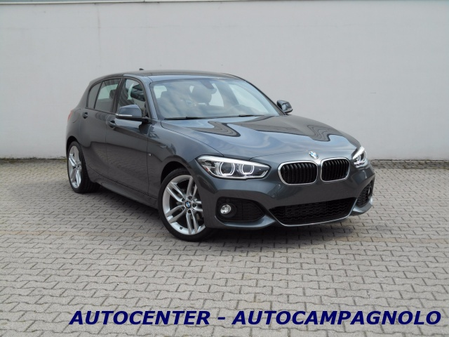 """BMW 118 d 5p. Msport *NAVI-LED-CERCHI DA 18""""* Immagine 1"""