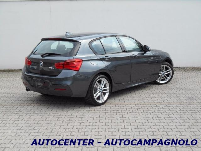 """BMW 118 d 5p. Msport *NAVI-LED-CERCHI DA 18""""* Immagine 2"""