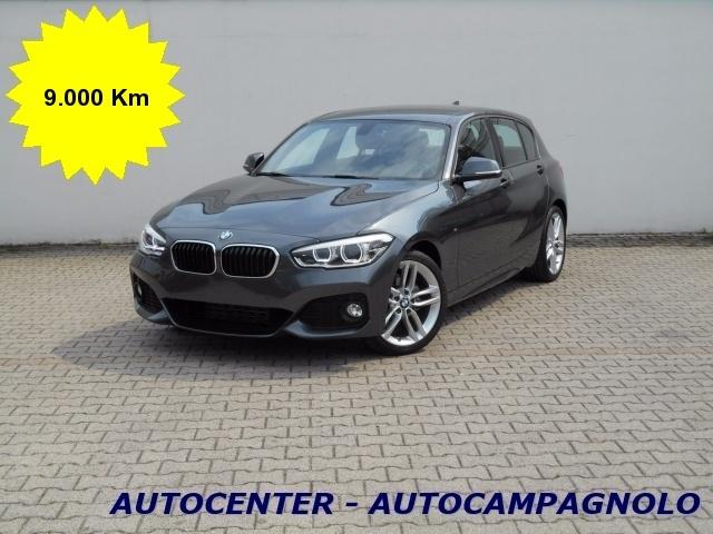 """BMW 118 d 5p. Msport *NAVI-LED-CERCHI DA 18""""* Immagine 0"""