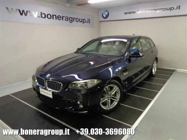 BMW 520 d xDrive Touring Msport Immagine 0