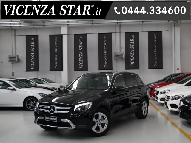 MERCEDES-BENZ GLC 250 d 4MATIC EXCLUSIVE PANORAMA Immagine 0
