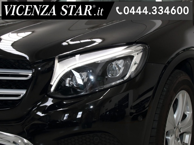 MERCEDES-BENZ GLC 250 d 4MATIC EXCLUSIVE PANORAMA Immagine 1