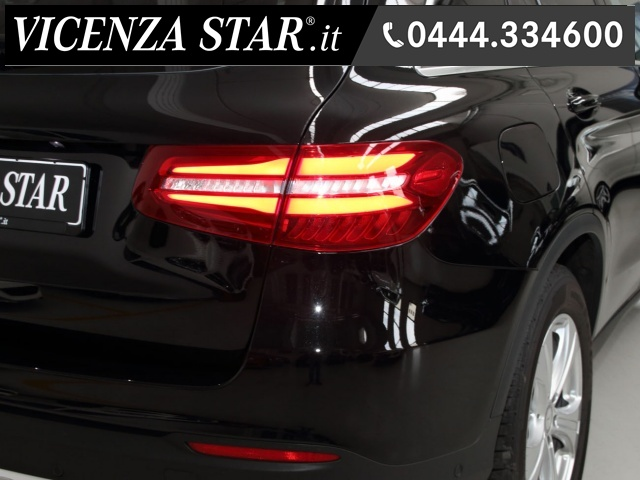 MERCEDES-BENZ GLC 250 d 4MATIC EXCLUSIVE PANORAMA Immagine 2