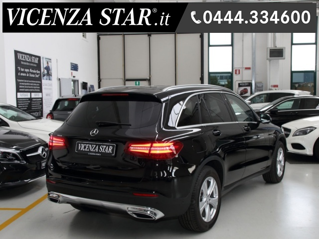 MERCEDES-BENZ GLC 250 d 4MATIC EXCLUSIVE PANORAMA Immagine 3
