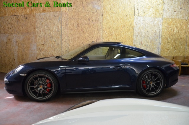 PORSCHE 911 3.8 Carrera 4S Coupé*P.D.K.*TETTO*SPORT CHRONO!! Immagine 0