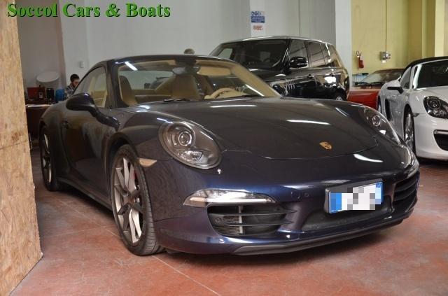 PORSCHE 911 3.8 Carrera 4S Coupé*P.D.K.*TETTO*SPORT CHRONO!! Immagine 1