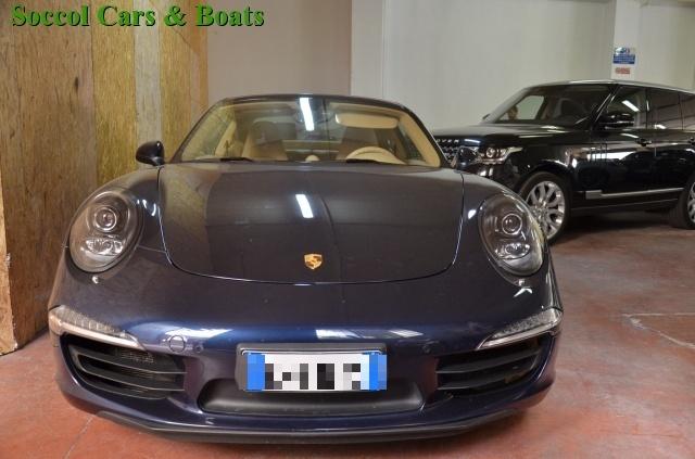 PORSCHE 911 3.8 Carrera 4S Coupé*P.D.K.*TETTO*SPORT CHRONO!! Immagine 2