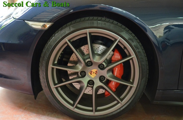 PORSCHE 991 3.8 Carrera 4S Coupé*P.D.K.*TETTO*SPORT CHRONO!! Immagine 4