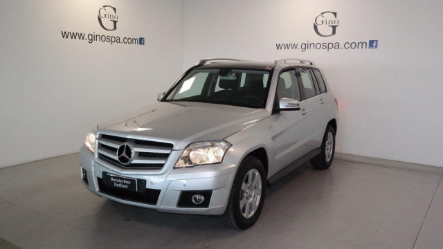MERCEDES-BENZ GLK 220 CDI 4Matic BlueEFFICIENCY Immagine 0