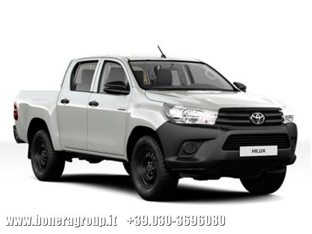 TOYOTA Hilux 2.4 D-4D 4WD 4 porte Double Cab Comfort Immagine 0