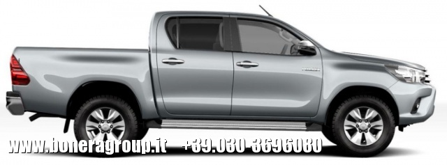 TOYOTA Hilux 2.4 D-4D A/T 4WD Double Cab Lounge MY16 Immagine 1