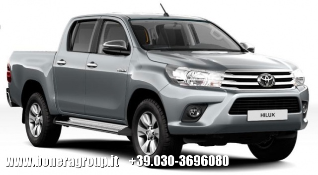 TOYOTA Hilux 2.4 D-4D A/T 4WD Double Cab Lounge MY16 Immagine 0