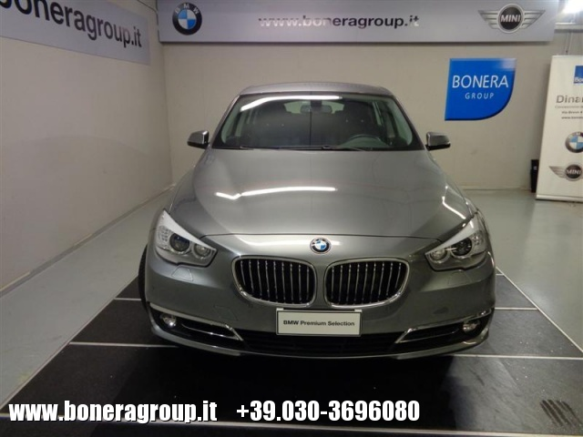 BMW 520 d Gran Turismo Luxury Immagine 2