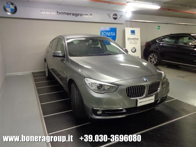 BMW 520 d Gran Turismo Luxury Immagine 3