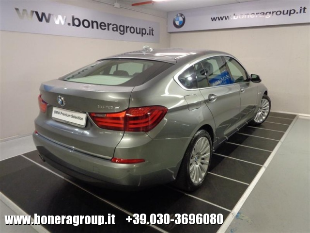 BMW 520 d Gran Turismo Luxury Immagine 4